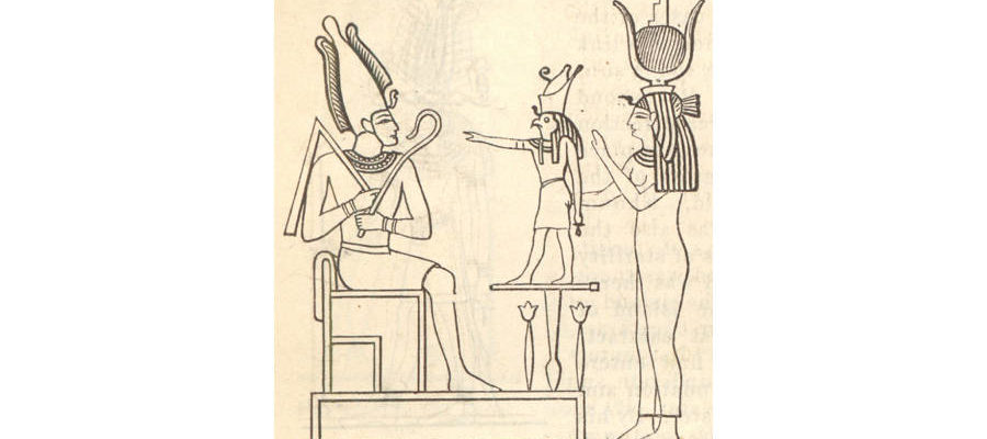 Triad of Abydos banner