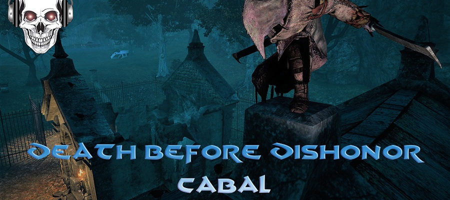 death before dishonor cabal banner