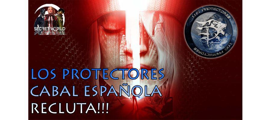 los protectores banner image