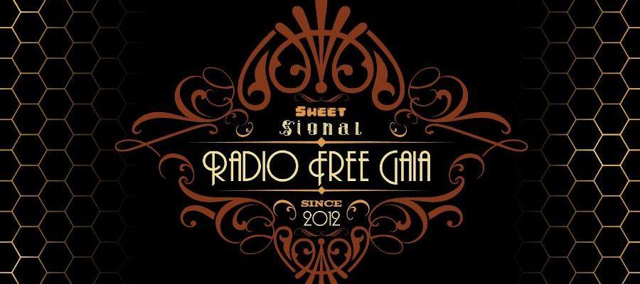 radio free gaia banner
