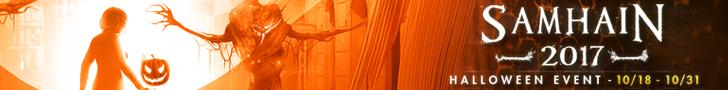 samhain 2017 halloween event banner