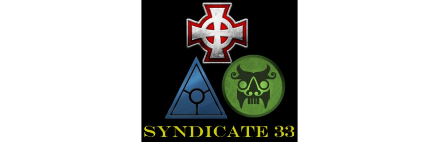 Syndicate33 cabal banner