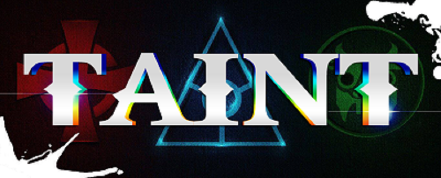 taint banner image